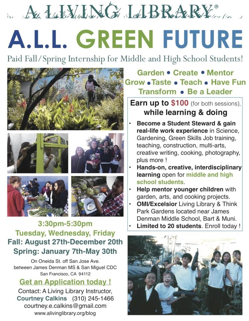Final Green Future Flyer