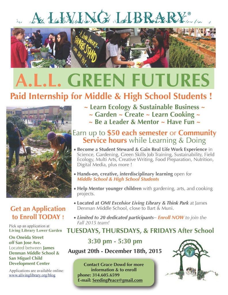 FALL15 Green Futures Flyer HD IMG