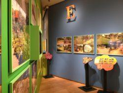 Bonnie Ora's installation